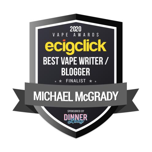 BEST WRITER M mcgrady finalist